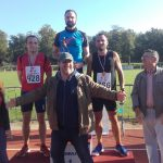 Trail du mont Sarrazin 2017 – Les résultats
