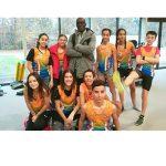 Championnats de seine et marne de triathlon en salle BENJAMIN – MINIME